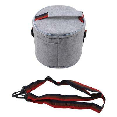 Portable Travel Insulated Thermal Cooler Lunch Box Bento Picnic Storage Bag LI