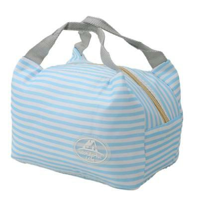 Portable Camping Insulated Thermal Cooler Lunch Box Tote Picnic Storage Bag LI