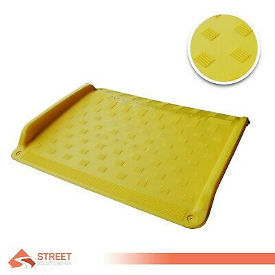 Wheelchair Threshold Step RAMP Door Anti Slip Chequer Mobility Disability