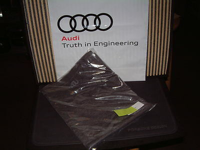"Audi Collection Short-Sleeved, Grey ""rings"" T-Shirt,usa Size Xl: Euro Size Xxl"