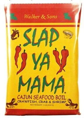 Slap Ya Mama - Sea Food Boil