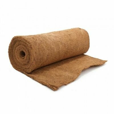 Coco Liner 1m x 0.75m for lining hanging baskets & Tubs Smart Garden