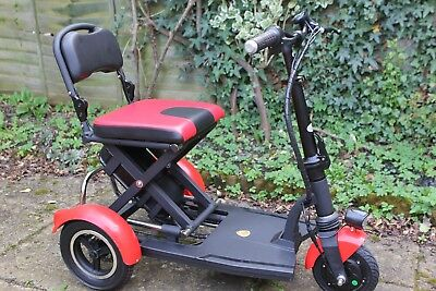 Brand New  Lightweight Foldable 3 Wheels Electric Scooter only 24 kG
