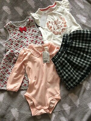 Girls 12-18 Months Bundle  Some New !