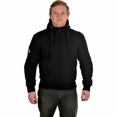 Oxford Aqua Hoody WR - Black