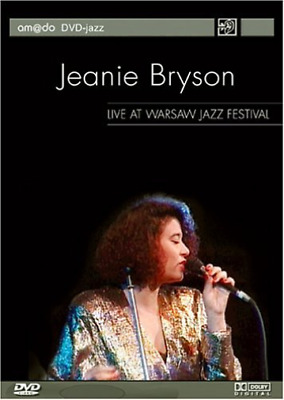Bryso Jeanie-Live At Warsaw (UK IMPORT) DVD [REGION 2] NEW