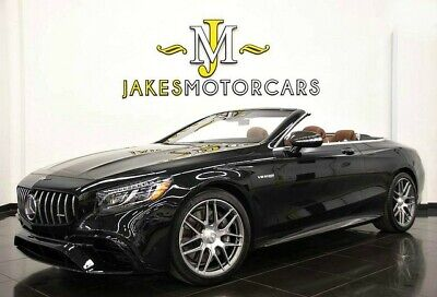 2018 Mercedes-Benz S-Class S63 AMG DESIGNO CABRIOLET~$208,645 MSRP!~SAVE $50K 2018 MERCEDES S63 AMG DESIGNO CABRIOLET~ $208,645 MSRP~LOADED~ SAVE $50K OFF NEW