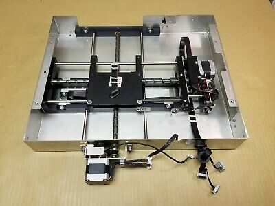 """Motorized X Y XY Linear Stages 6"""" x 6"""" Travel"""