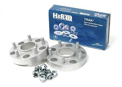 H&R 1055665 Wheel Spacers 5X112/66.5 AUDI & MERCEDES 5MM DR Style