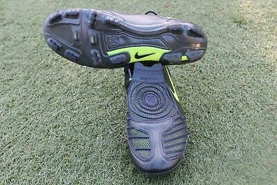 8c3cf7f0e 2008 TOTAL 90 T90 LASER II NIKE FOOTBALL BOOTS FG UK SIZE 8 US 9 Not ...