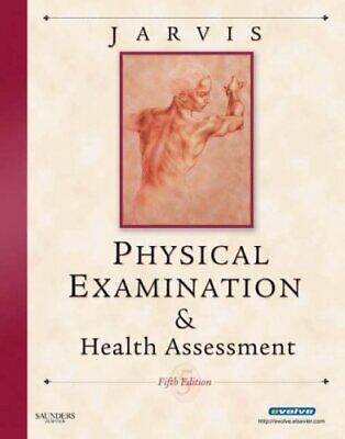 Physical Examination and Health Assessment-ExLibrary