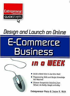 Design and Launch on Online E-Commerce Business in a Week-ExLibrary