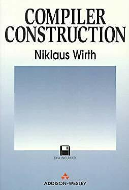 Compiler Construction by Wirth, Niklaus-ExLibrary