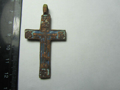 Ancient cross  Ancient find  Metal detector finds №834 100% original