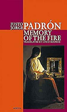Memory of the Fire : Selected Poems 1989-2000-ExLibrary