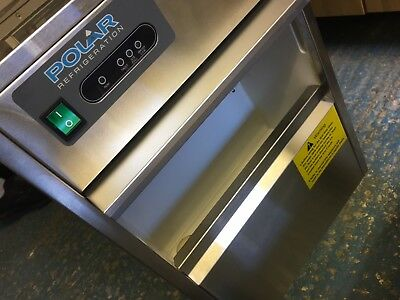 Polar Refrigeration T316 Under Counter Ice Machine