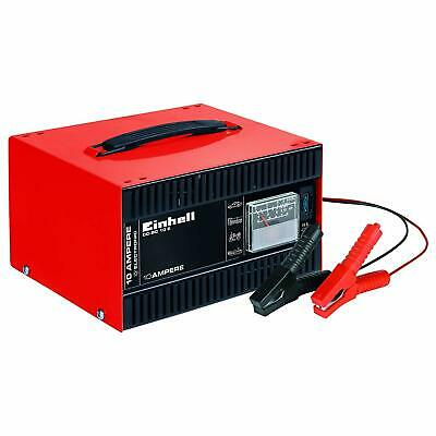 Caricabatterie Einhell CC-BC 10 E Rosso mod. 1050821