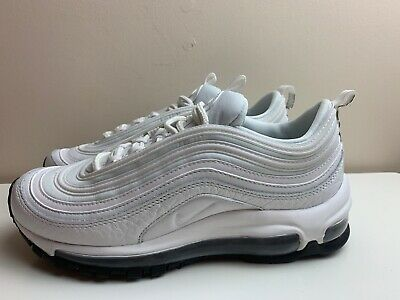 newest collection cefe9 84206 Nike Air Max 97 Lea Trainers Summit White Black UK 4 EUR 37.5 AQ8760 100
