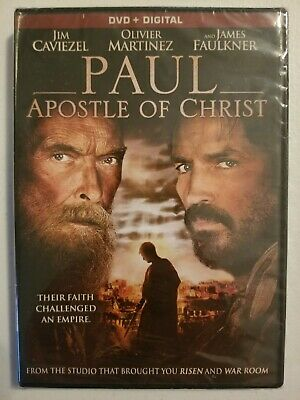 Paul: Apostle of Christ (DVD + Digital, 2018)