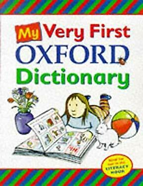 My Very First Oxford Dictionary-ExLibrary