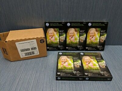HP Genuine Professional Photo Paper 500 Sheets 4x6 Glossy CR759A