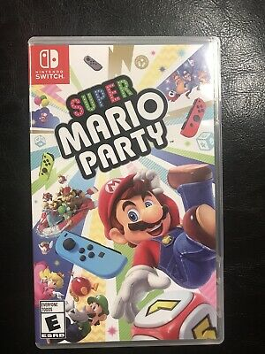 Nintendo Switch™️ Super Mario Party for Switch