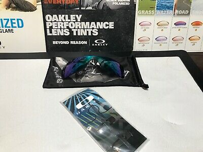 60070402dd Oakley Batwolf Jade Iridium lens + Icon Kit - SKU  41-854 NWD Package