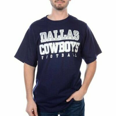 c24611354 Dallas Cowboys NFL Mens Practice Short Sleeve T-Shirt Navy - Always  Authentic