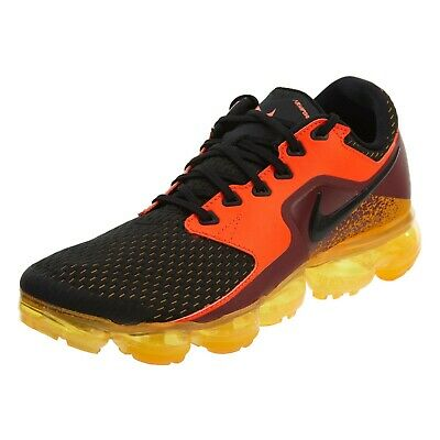 Nike Air Vapormax (GS) Running Shoes Black Total Crimson 917963-800 Youth  NEW 4c6745a73