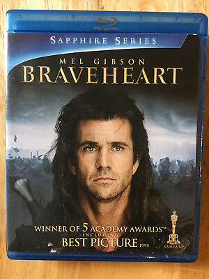 BRAVEHEART  Blu Ray Buy more save!