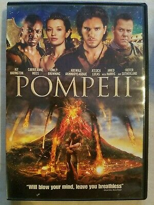 Pompeii (DVD, 2014) Widescreen Free Ship *Combine Shipping & SAVE! Ships FAST!!!