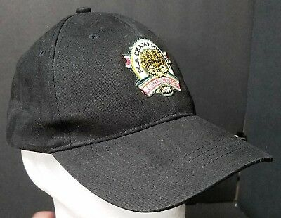 2004 PGA Championship at Whistling Straits Golf Hat Black Adjustable Buckle 4d6e2a737f6d