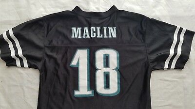 ebccb28f7 NFL Team Apparel Philadelphia Eagles Jeremy Maclin 18 Youth Jersey Sz X  Large