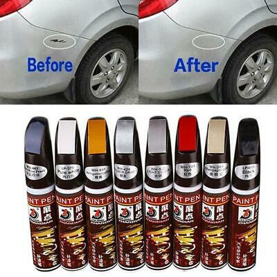 Auto Car Coat Paint Pen Touch Up Scratch Clear Repair Remover Tool Cleaning Kit