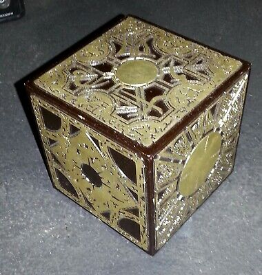 Hellraiser 3 1/4 Inch Puzzle Box - Licensed Collectible Horror Movie Merchandise