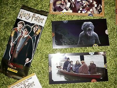 9 Harry Potter Trading contact Cards