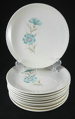 """Taylor Smith Taylor Boutonniere (10) Ten 6 3/4"""" Bread Plates 30 Available"""