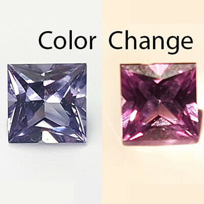1.83 Cts Absolute Clean Pair Color Change Natural Alexandrite