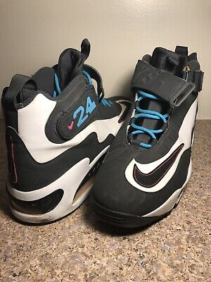 5c1808fa9ae9 Mens Nike Air Griffey Max 1 Home Run South Beach Size 13 Preowned Condition