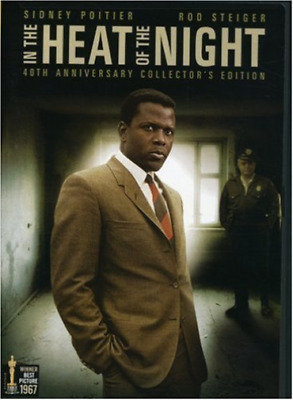 DRAMA-IN THE HEAT OF THE NIGHT-40TH ANNIVERSARY (DVD (Importación USA) DVD NUEVO