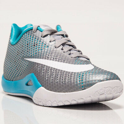 best website 8b4a2 c8cdb Nike Hyperlive Men s New Grey White Basketball Shoes Last Size 7.5 US  819663-004