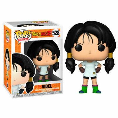 Dragon Ball Z Videl 9.5cm Pop Vinyle Figurine Funko 528 Vendeur Royaume-Uni