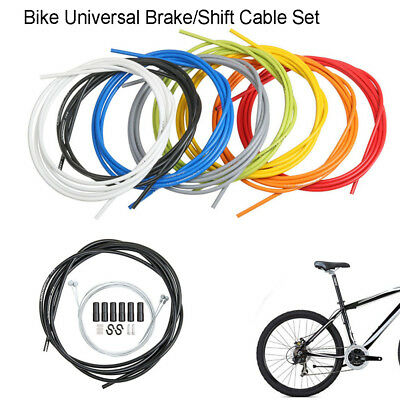 New Mountain Bike Road Bicycle Shift Derailleur/Brake Cable Hose Multi-Color