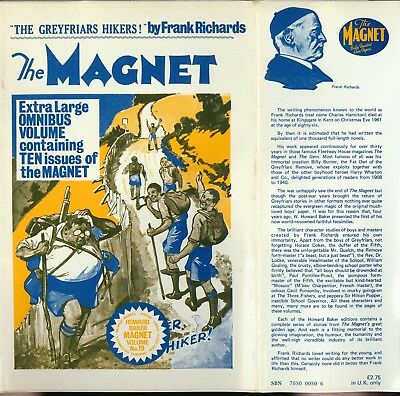 The Magnet/Howard Baker Vol 19 The Greyfriars Hikers by Frank Richards