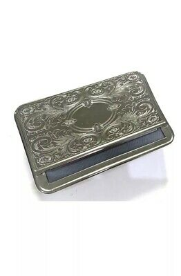 King Size Automatic Adjustable Rolling Machine Strong Box Metal Ornate Design