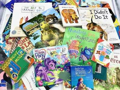 Story Time Bundle/ Lot of 20 Story Books for toddlers Fun Great Gift