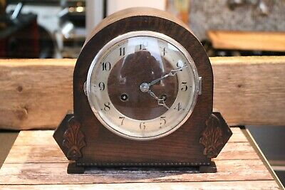 antique mantel clock Striking Chime Needs Attention Spares Repair Parts