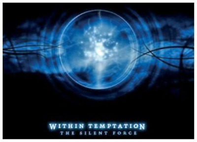 Within Temptation-The Silent Force-Standard Cd Nuovo