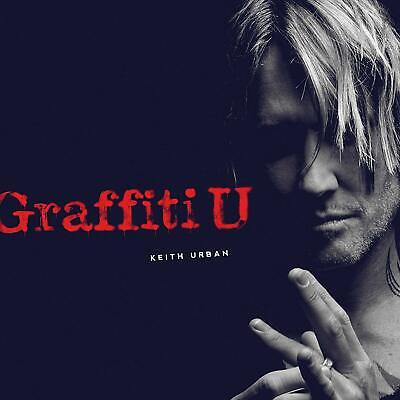 Keith Urban	Graffiti U DOUBLE VINYL  NEW(8THMAR)