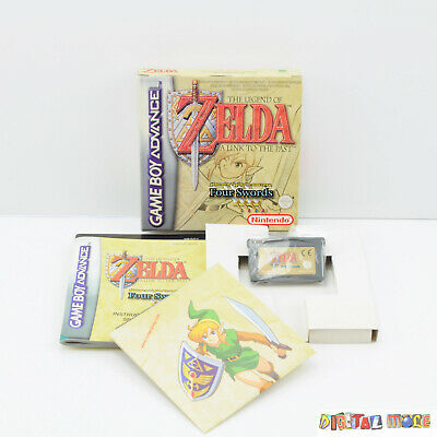 Zelda A Link to The Past Four Swords - NEAR MINT Gameboy Advance / DS Game GBA